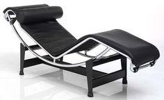 Le Corbusier - Chaise longue LC 4 by Cassina