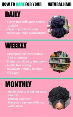 Hair Care Routine For Beautiful Hair | Hairtoday.org