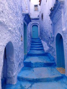 モロッコ,Chefchaouen