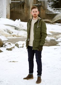 Post with 16773 views. Clarks Desert Boots Men, Clarks Boots, Workwear Fashion, Mens Fashion, Street Fashion, Cool Outfits For Men, Winter Boots Outfits, Boot Outfits, Men Dress Up