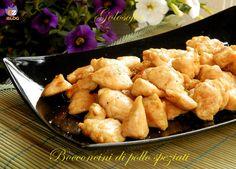 Bocconcini di pollo speziati, ricetta semplice gustosa