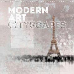 Modern Art Cityscapes - CALVENDO
