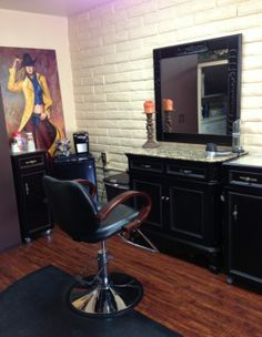 my salon suite decor and drama free salon then this is the salon