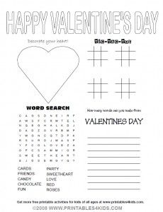 4 in one pencil activity sheet - -  Pinned by @PediaStaff – Please Visit http://ht.ly/63sNt for all our pediatric therapy pins