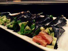 Sushi night w/ @koning1501