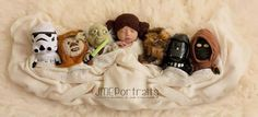 So cute, so cute! #Princess Leia // No evil will dare leia hand upon her. // #StarWars