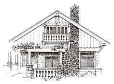 Swiss chalet inn dark brown red and white house for Chalet tardy