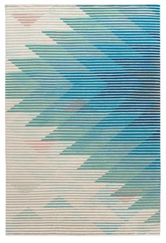 Lake Collection carpets produced by Golran - Raw Edges