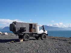 Off-Road Campers for sale at the Unimog Shop - Expedition Motorhome Journal
