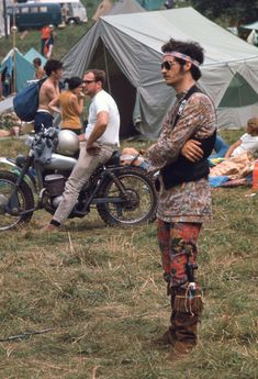 The highs and lows of Woodstock fashion.