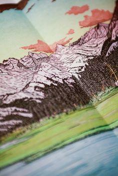 Tom Killion on In The Make. Beautiful printing, so beautiful.