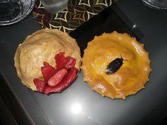 Pies for my Mrs. Lovett costume must make! somehow