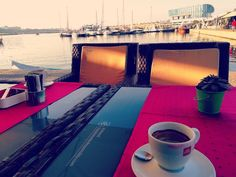 #sea #seaside #liveyours #coffee #coffeewithaview #huaweip9 #daysofmylife #tourist #touroftheworld #romania #constanta