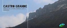 Castro Grande (los Montes de la Peña de lado a lado)