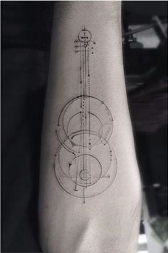Music Tattoo Designs for Men and Women20  Great tattoos as inspiration to…