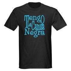 La Camisa Negra b Dark T-Shirt