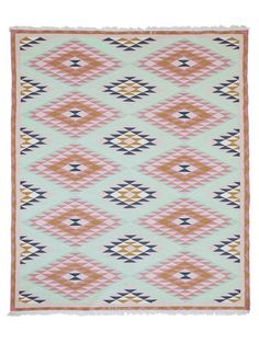 Elodie Rug by Glitter Guide $225. 3x5