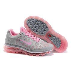 #Nike #sports Nike Shox Shoes, Nike Womens Shoes Buy Nike Air Max 2011 Womens Shoes Grey Pink 72