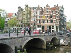 Jordaan - such a unique and special place - home to artists, galleries, boutiques, markets, restaurants - we love it.