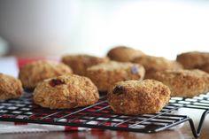 easy-to-bake banana oat cookies!