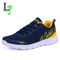 c135874db57561 Men Sneakers 2018 Summer Mesh Shoes Men Footwear Fashion Breathable Lace up  Flats Casual Shoes