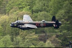 Avro 683 Lancaster B1 More: Off-Airport - Peak DistrictMore: UK - England, May 16, 2013   Remark Photographer    PA474 Thumper III overflies Derwent Dam during the Dambusters 70th Anniversary flypast.