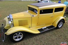 1931 Chevrolet Sedan #streetrod at the 2021 Mecum auction in Kissimmee, Florida