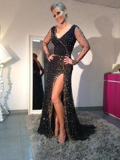 Micaela Oliveira- portuguese stylist Award Show Dresses, Cristina Ferreira, Prom Dresses, Formal Dresses, Love Fashion, Awards, Stylists, Portuguese, Portugal