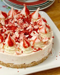new! NoBake Eton Mess Cheesecake! A Creamy Sweet andhellip