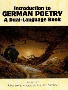 Introduction to German Poetry: A Dual-Language Book (Dover Dual Language German) by Alan Rodgers. $6.60