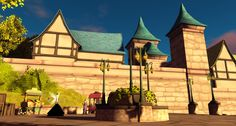 Fantasy Faire 2016 - Bright Haven Woodland, Fairy Tales, Bright, Fantasy, Explore, Mansions, House Styles, Manor Houses, Villas