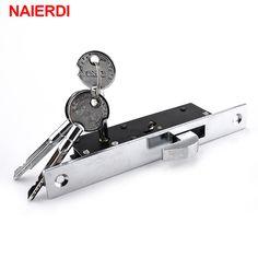 promo naierdi sliding door aluminum alloy window locks anti theft safety wood gate floor lock with #universal #furniture