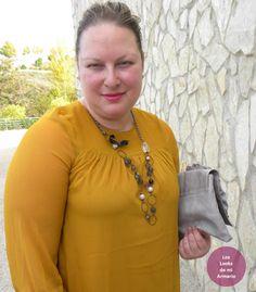 http://www.loslooksdemiarmario.com/2014/11/lady-in-mostaza-outfit.html bufanda manta aliexpress, bufanda manta tartan, fashion blogger madrid, look, los looks de mi armario, mis looks, mujer con curvas, mujeres reales, outfit, personal shopper, talla grande, vestido mostaza