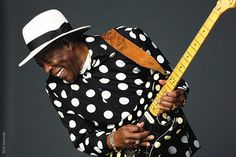 The amazing rhythm and blues guitarist/singer Buddy Guy turns 78 today. He was born 7-30 in 1936. He's been an influence to many a musician such as Eric Clapton, Jimmy Page and Stevie Ray Vaughn.