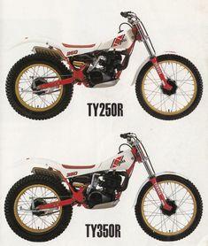 TY 250 350 R Japan