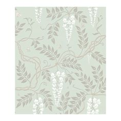 Egerton Duck Egg Wallpaper 1009044 by Cole and Son Wallpaper. 50 Year Anniversary Sale - Up to off everything extended through June Cole And Son Wallpaper, Go Wallpaper, Wallpaper Online, Pattern Wallpaper, Wisteria Tree, China Clay, Mulberry Home, Traditional Wallpaper, Sons