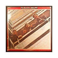 1962 Beatles Album Art now featured on Fab.