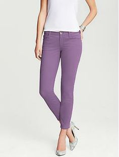 Twill Skinny Ankle Pant | Banana Republic601.856.6120 Renaissance at Colony Park Ridgeland, MS @Banana Republic