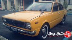 My Toyota Corolla KE30 75th