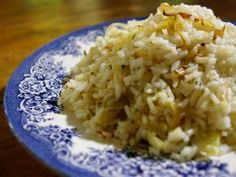 """""""This Is Not Rice Pilaf"""" : Actually it is. But it's really good and really easy. I made it with brown rice and it took about 25 minutes to cook. If you don't have a rice cooker this method of boiling the rice is the next best thing. The rice stays fluffy not sticky."""