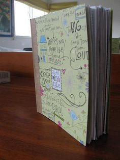Cute lil notebooks