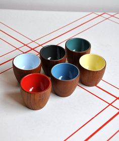 love these - danish cups!