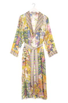 China Tree Summer Gown