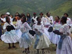Afro-Bolivia