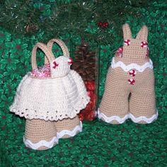 .Gingerbread Treasure Trousers