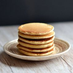 Also known as Scotch Pancakes these little beauties make the perfect breakfast treat or snack for on the go.