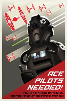 Exclusive: Star Wars Rebels is Recruiting! - Star Wars Poster - Ideas of Star Wars Poster - - Star Wars Rebels propaganda: Ace Pilots Needed! Talk to Your Imperial Recruitment Officer Today! by Amy Beth Christenson Star Wars Fan Art, Star Wars Film, Rpg Star Wars, Star Wars Poster, Star Wars Rebels, Film Science Fiction, Propaganda Art, Pokemon, Fighter Pilot