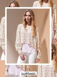 New in Woman: KNIT   #Guimanos SS15