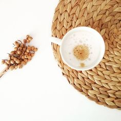 Sunday morning spent with a cappuccino and blogging. #cappuccino #coffee #coffeelover #sundays #bbloggers