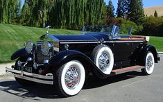 1929 ROLLS ROYCE PHANTOM I SPRINGFIELD BREWSTER ASCOT PHAETON